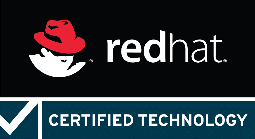 Redhat certified technology