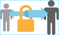 EDpCloud File synchronization and replication uses encryption to share and distribute data.